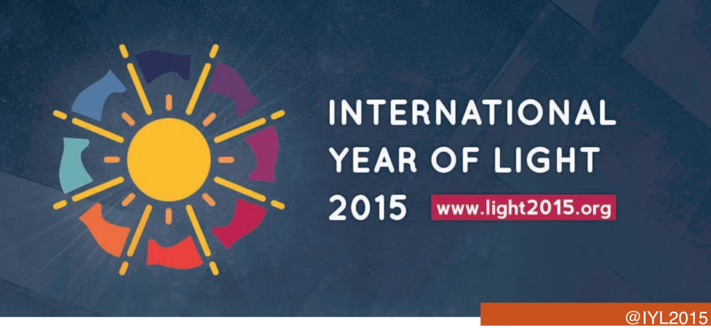 2015 International Year of Light!