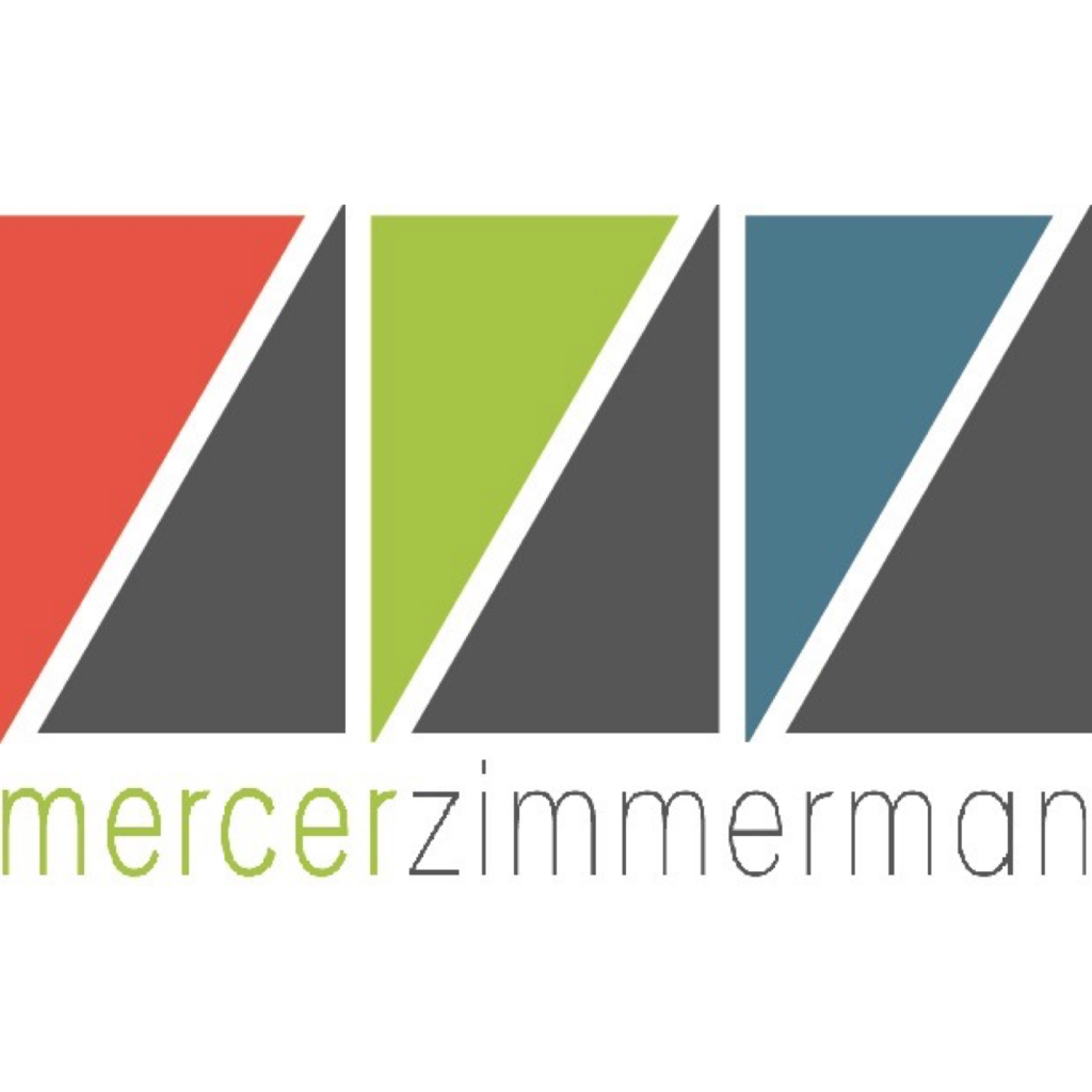 Mercer Zimmerman stacked logo