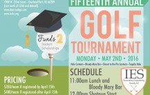 IES 2016 15th Annual Golf Tournament