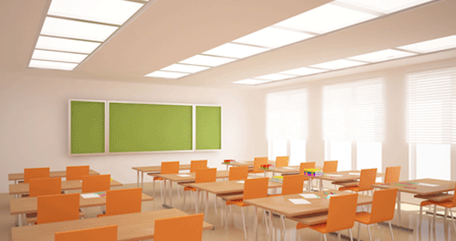 Modern Classroom Furniture ~ Lighting classrooms of the future lunch n learn